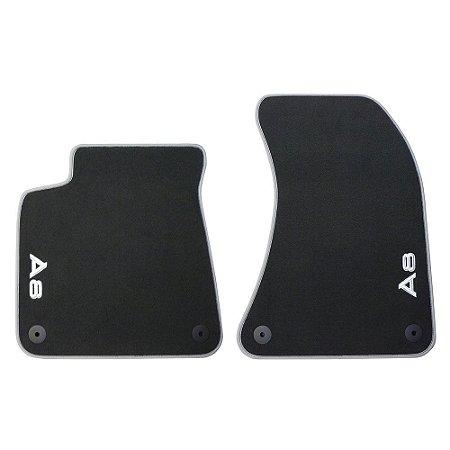 Tapetes Dianteiros Premium Floor Mats - A8 - A8 Quattro 2010 / 2020