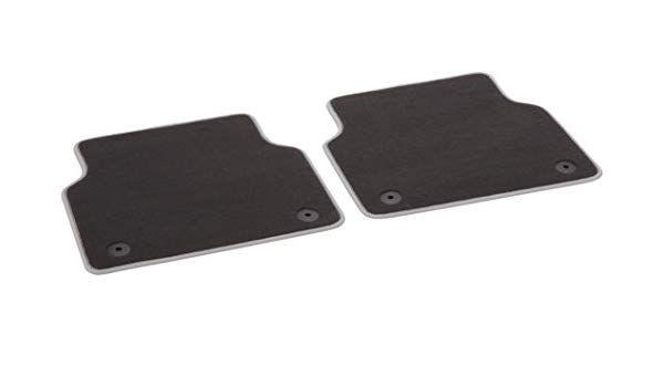 Tapetes Traseiros Premium Floor Mats - A8 - A8 Quattro 2010 2020