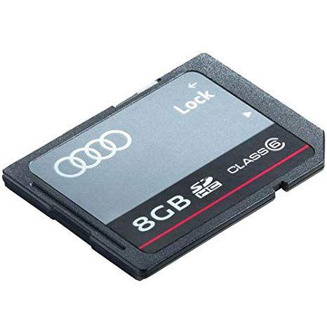 Cartão SD Audi - 8GB SDHC