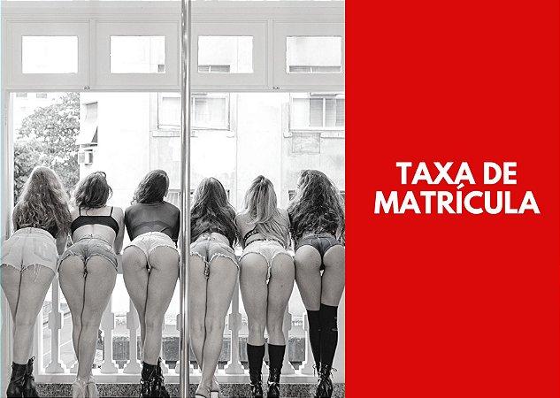 Taxa de matrícula