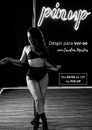 05/05 - 16:00 - DESPIR PARA VER-SE 2 com Carol Martins