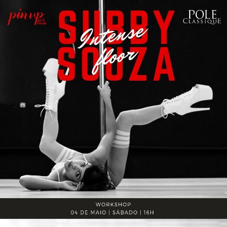 04/05 | 16h | Intense Floor | Subby Souza