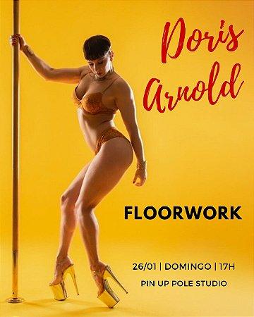 Floorwork com Doris Arnold | 26/01 | 17h