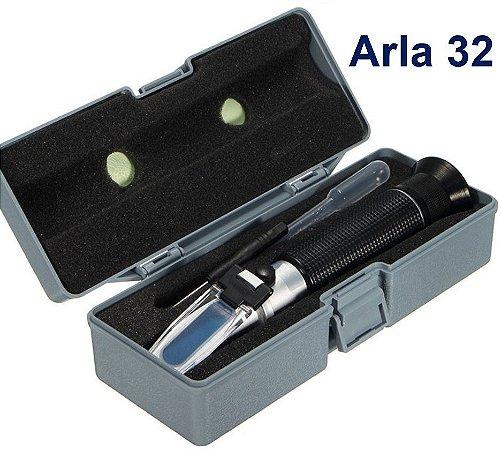 Refratômetro 4 Em 1 Para Medir Concentração Ureia No Arla 32 E Força De Baterias – Vodex