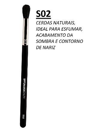 S02 - PINCEL SFFUMATO DE ESFUMAR - CERDAS NATURAIS