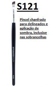 S121 - PINCEL SFFUMATO DELINEADOR CHANFRADO