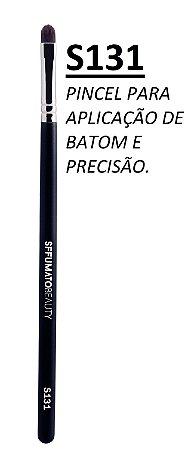 S131 - PINCEL SFFUMATO PARA BATOM  E PRECISÃO