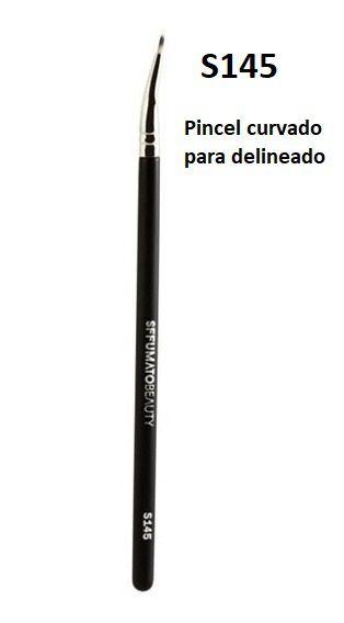 S145 - PINCEL SFFUMATO CURVO PARA DELINEAR