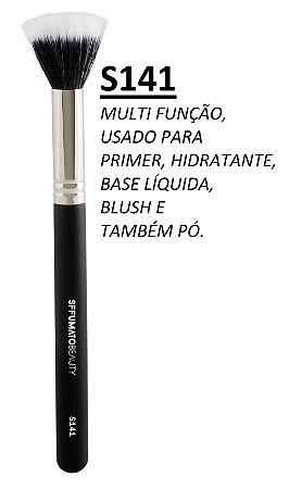 PINCEL S141 SFFUMATO DUO FIBER PEQUENO DE MULTI FUNÇÃO