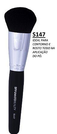 S147 - PINCEL SFFUMATO MACIO PARA PÓ E BLUSH