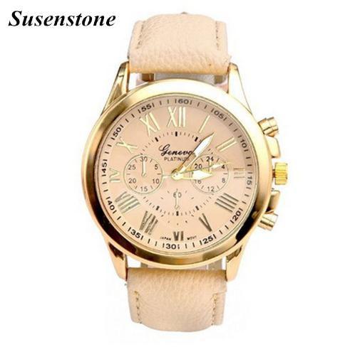 Relógio feminino Susenstone
