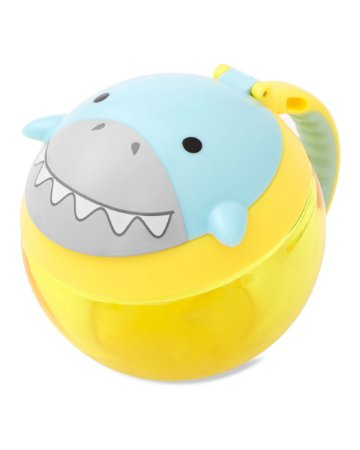 Potinho de Lanche Zoo Skip Hop Tubarão