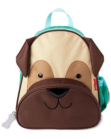 Mochila Costas Backpack Zoo Cachorro Pug Skip Hop