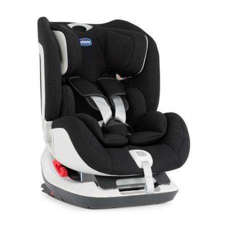 Cadeira para Auto Seat Up Jet Black Preto Chicco (0 a 25kg)
