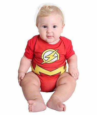 Fantasia Flash Body Verão Bebê Sulamericana