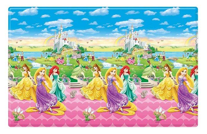 Tapete de Rolo Impermeável Hi Princesas Disney MD Girotondo
