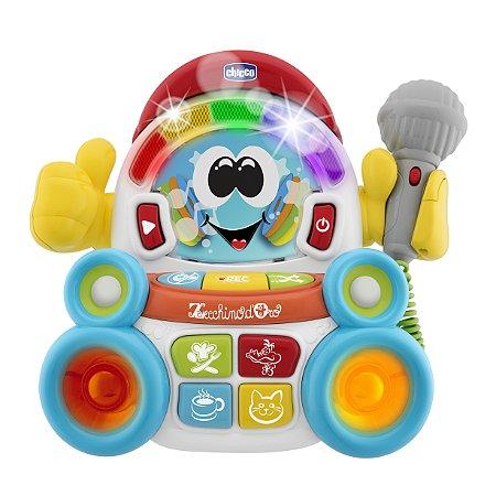 Robob o Gravador Falante Brinquedo de Atividades Chicco (3a+)