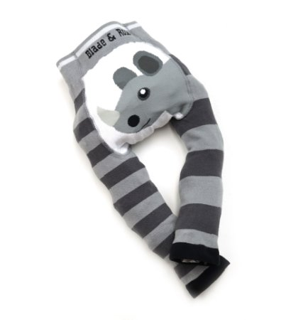Calça Legging para Bebê Rinoceronte WWF Blade and Rose
