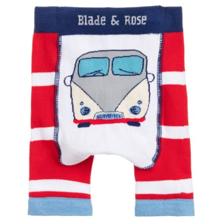 Short para Bebê Kombi Blade and Rose