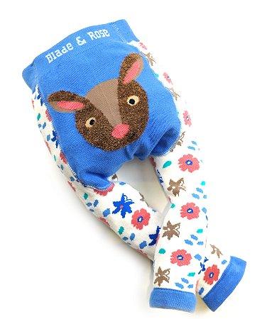 Calça Legging para Bebê Fluffy Rena Blade and Rose