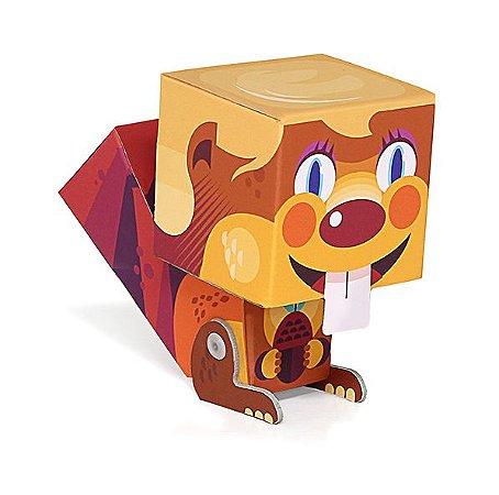 Animais 3D de Montar Esquilo Maisie Krooom