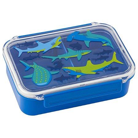 Porta Lanche Bento Box Marmitinha Stephen Joseph Tubarão