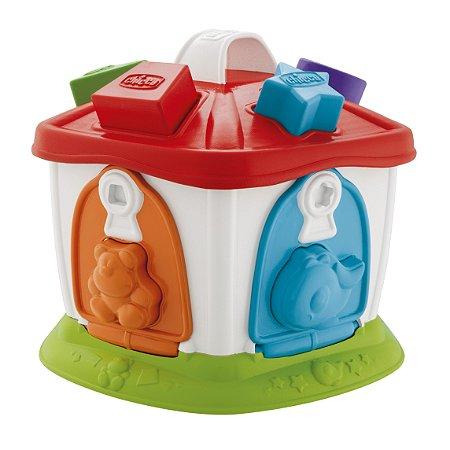 Brinquedo de Atividades Casa dos Bichos 2 em 1 Chicco (12m+)