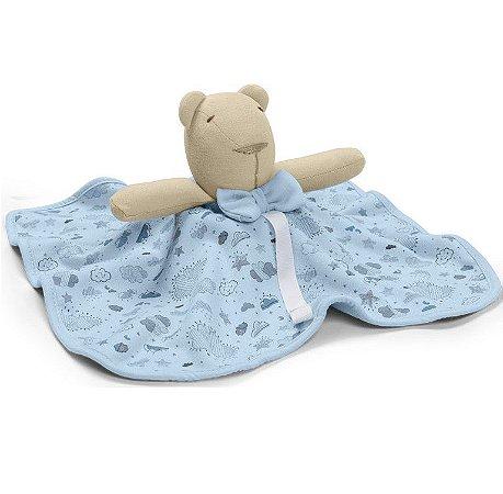 Naninha Ursinho Azul Névoa Hug Baby (0m+)