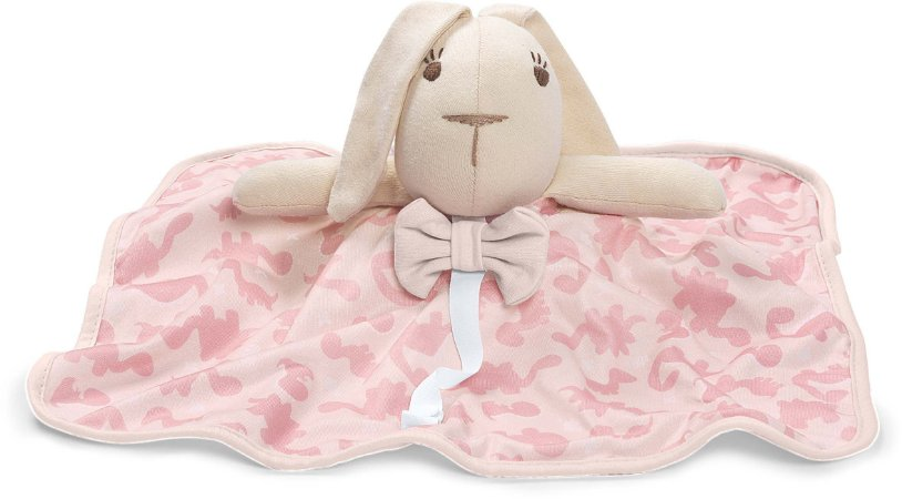 Naninha Coelho Meus Dinos Rosa Hug Baby (0m+)