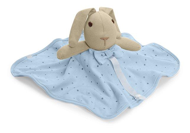 Naninha Coelho Azul Brilha Brilha Estrelinha Hug Baby (0m+)