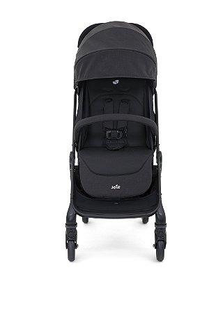 Carrinho de Bebê Tourist Preto Coal Joie - 3 Posições até 15kg