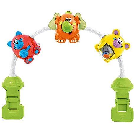 Brinquedo para Carrinho Amigos Dançarinos Chicco (6m+)