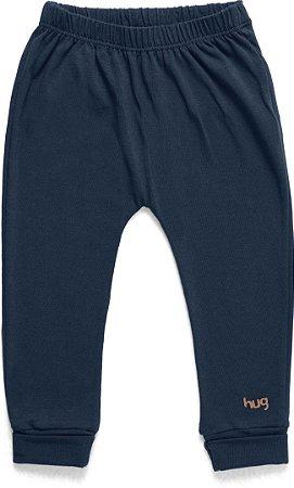 Calça Confort Essencial Azul Marinho Hug