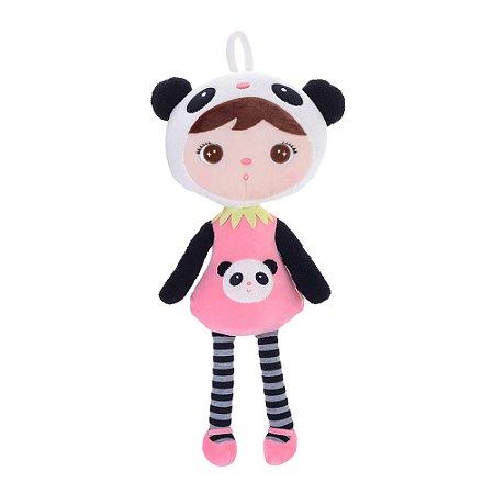 Boneca Jimbao Panda Metoo 45cm