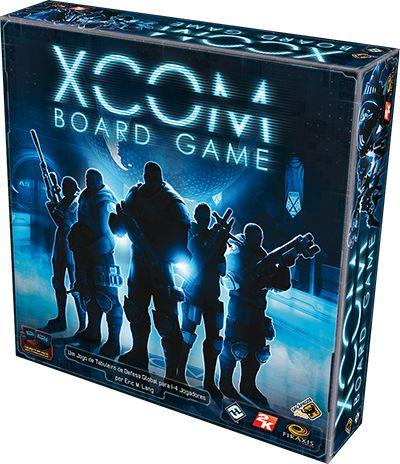 XCOM: Board Game