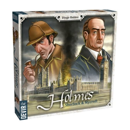 Holmes – Sherlock & Mycroft