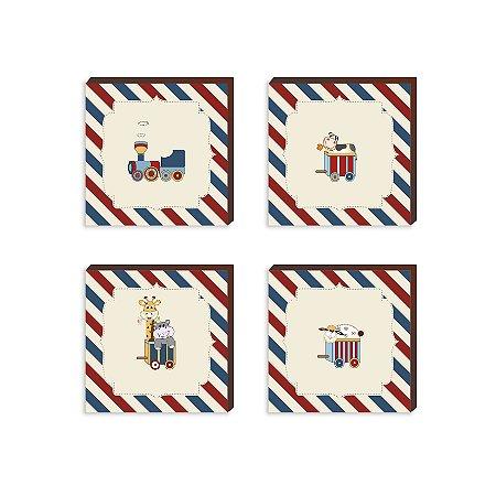 Quarteto Trem [BoxMadeira]