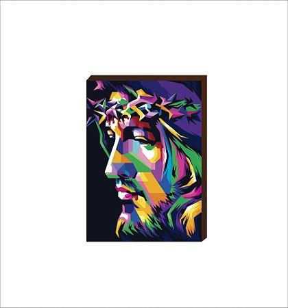 Cristo - Colorido [BoxMadeira]