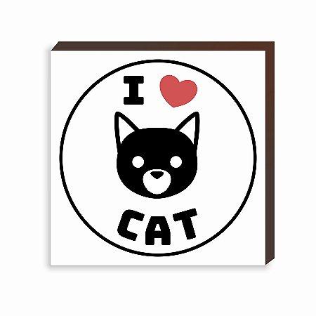 I love cat [BoxMadeira]