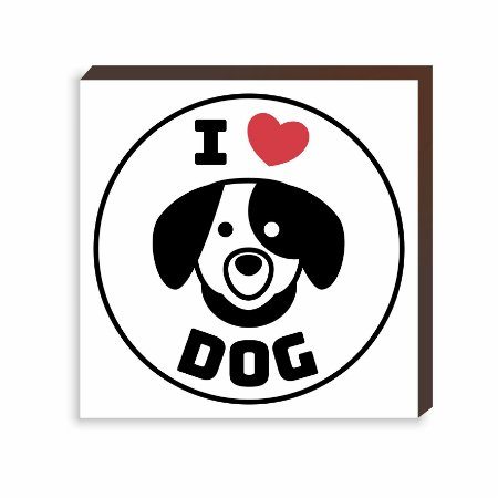I love dog [BoxMadeira]