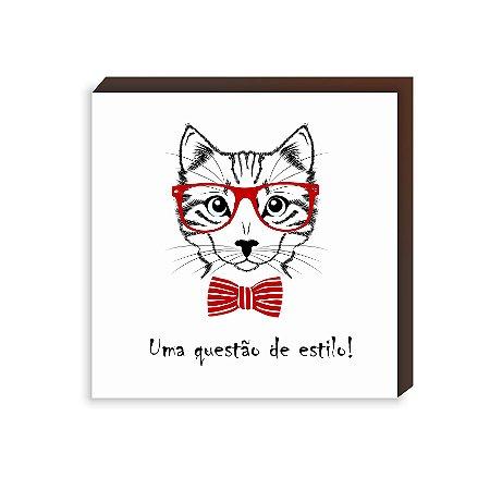 Gato, uma questão de estilo [BoxMadeira]