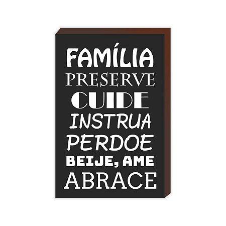 Família, preserve, cuide ... [BoxMadeira]