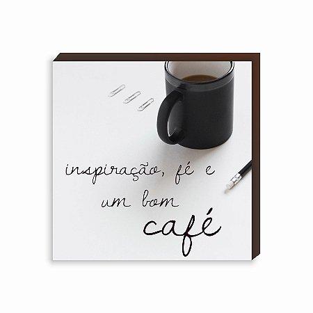 Inspiração, fé e um bom café [BoxMadeira]