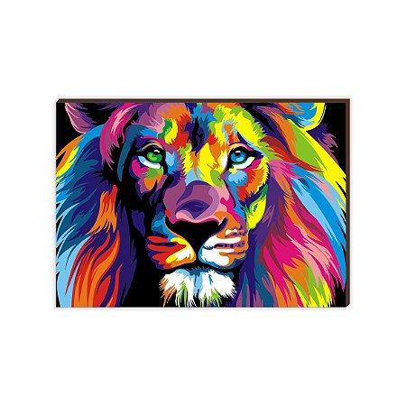 Leão [BoxMadeira]