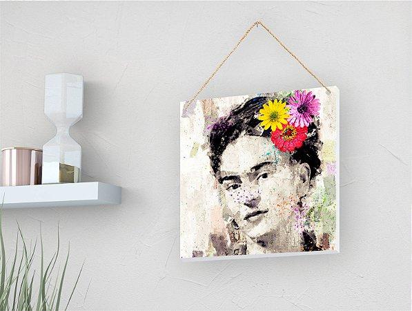 Azulejo Frida Kahlo Modelo 01