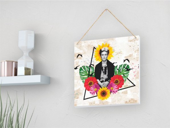 Azulejo Frida Kahlo Modelo 02