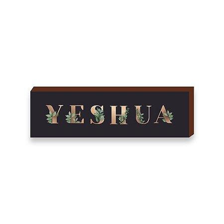 Caixinha YESHUA [BOX DE MADEIRA]