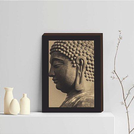Quadro Decorativo Buda Mod 01 [BoxMadeira]
