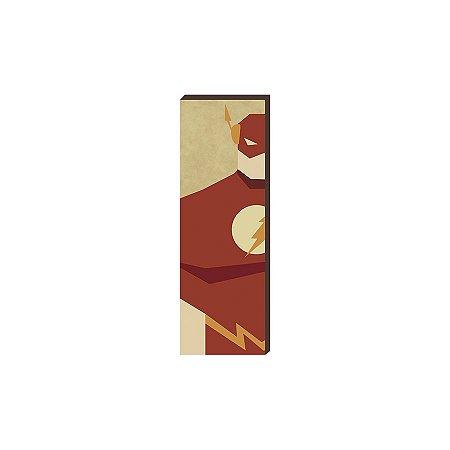 Super Heróis DC 20x60 - Flash  [box de madeira]