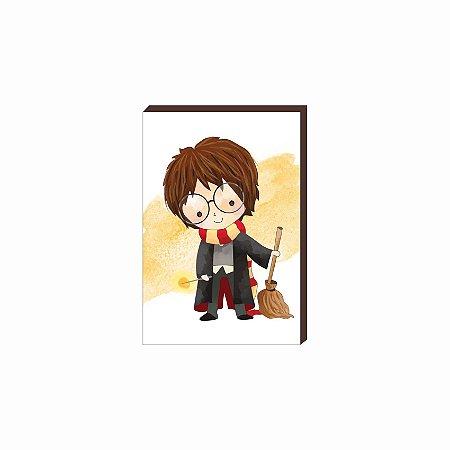 Quadro decorativo Harry Potter [Box de Madeira]